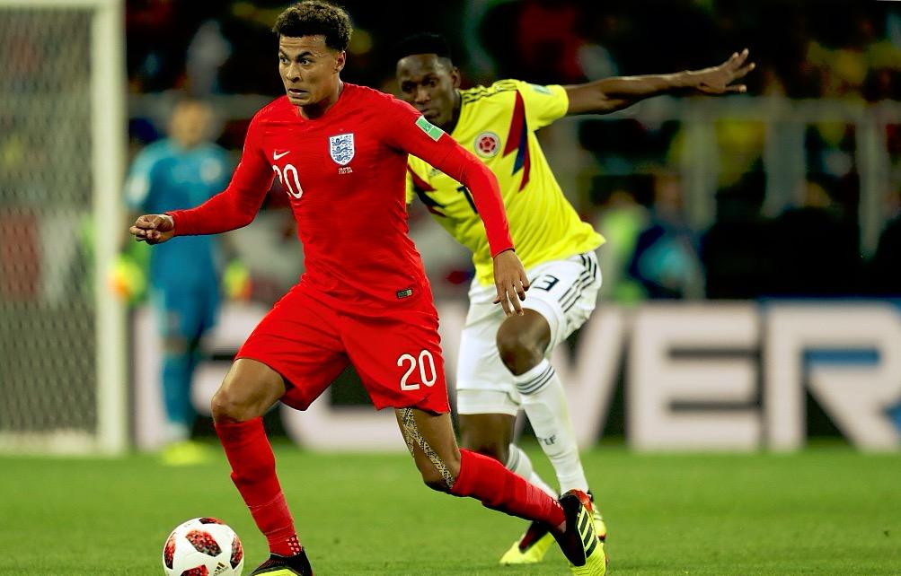 前英格兰队长:哥伦比亚的动作反足球,他们失去了纪律性