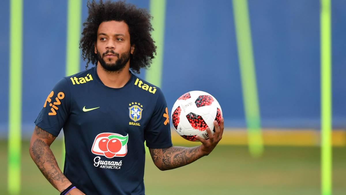 巴西三大将复出!马塞洛、科斯塔、达尼洛均恢复合练