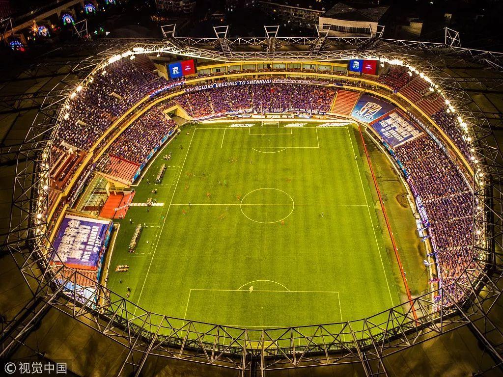 虹口区长:将改造虹口足球场,未来能举办世界一流赛事