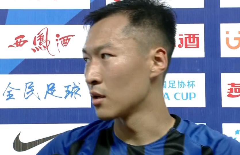 吴曦:没有丢球是一个比较好的结果,下一回合当决赛踢