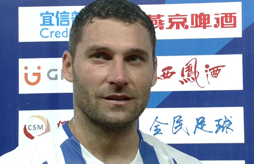 托西奇:这场比赛一点也不容易,很高兴客场拿到平局