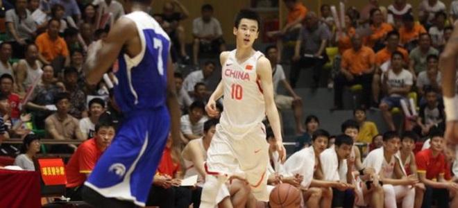 U18四国男篮邀请赛名单:张劲松执教,郭昊文在列