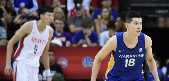 阿不都沙拉木:从未想过在夏联和周琦对位,加油中国篮球!