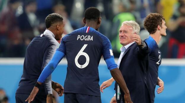 德尚:法国会继续前行,我正和球员们书写新篇章