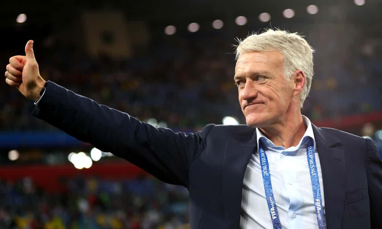 德尚赛后演讲鼓舞球队:人们只会记住世界杯冠军!