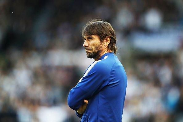 BBC:孔蒂将不再担任切尔西主教练