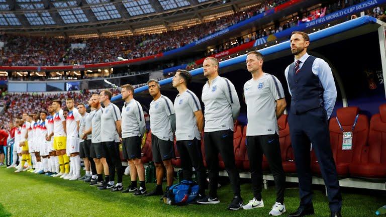 英格兰遭克罗地亚逆转止步四强,仍创28年来最好成绩