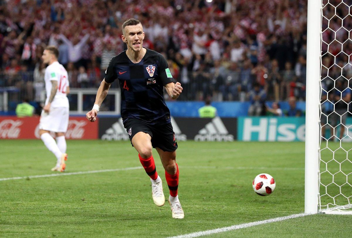 佩里西奇世界杯共进4球,仅次克罗地亚传奇射手苏克