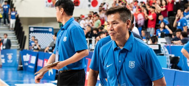 周俊三辞去中国台北队主教练,将由外教帕克接任