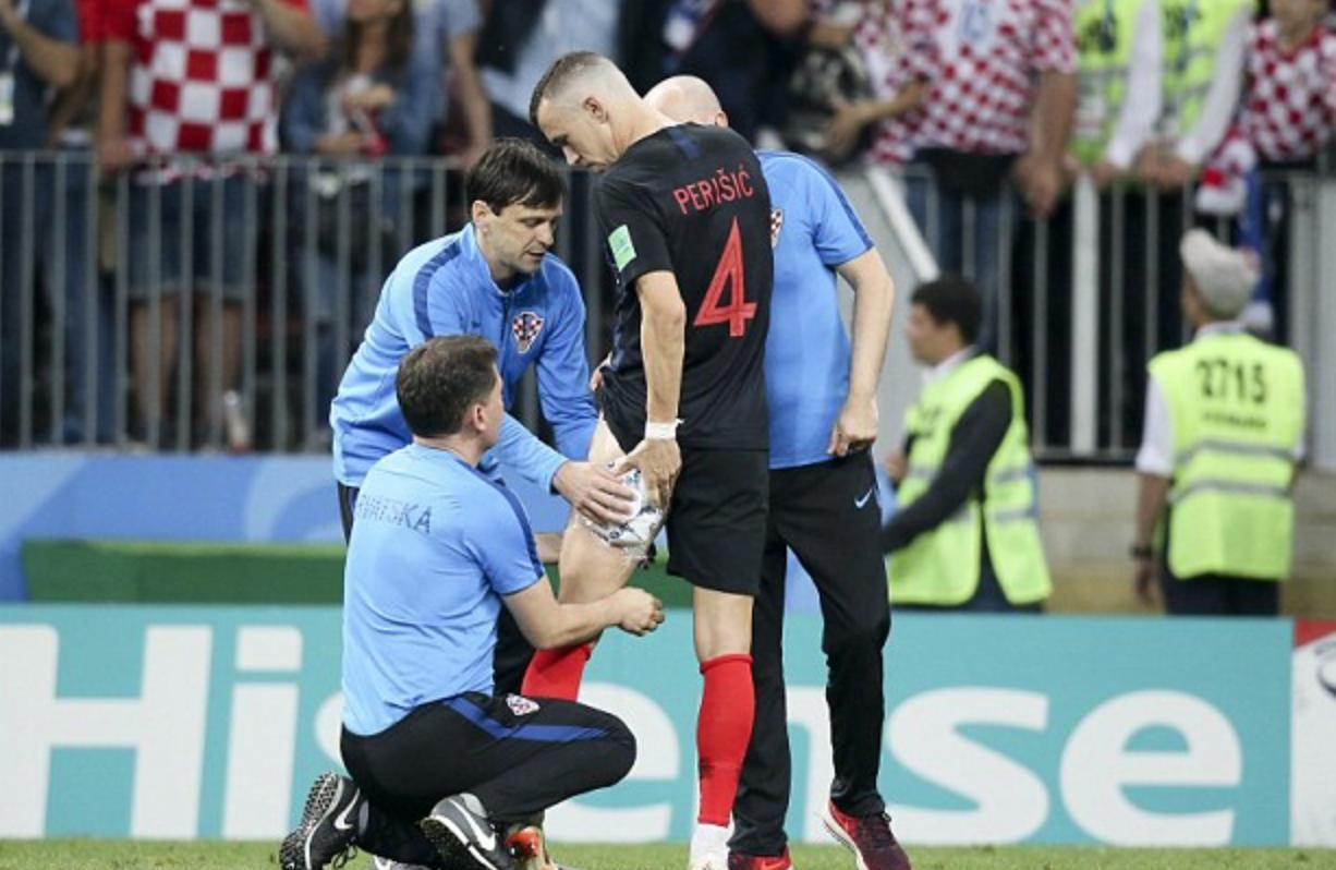 每日邮报:佩里西奇、斯特里尼奇出战世界杯决赛成疑