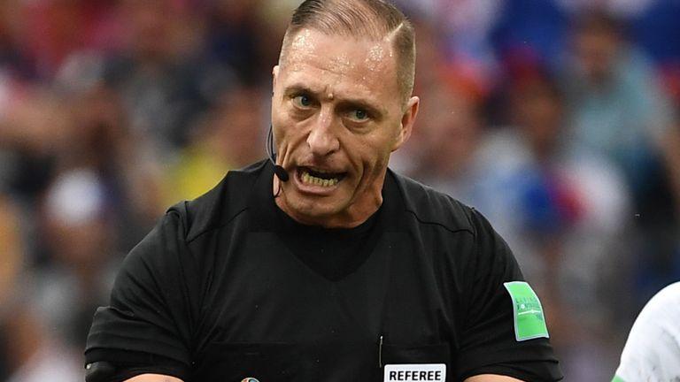 世界杯决赛主裁人选确定:阿根廷人皮塔纳