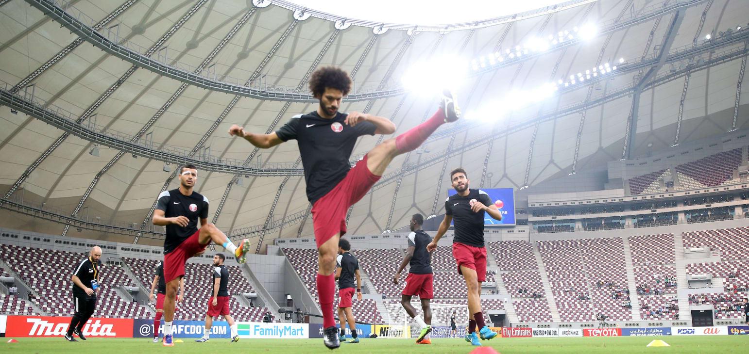 亚足联官网:卡塔尔将于9月7日在主场热身中国队