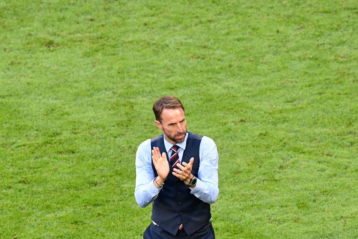 索斯盖特:趁克罗地亚庆祝时开球并非我赛前的指令