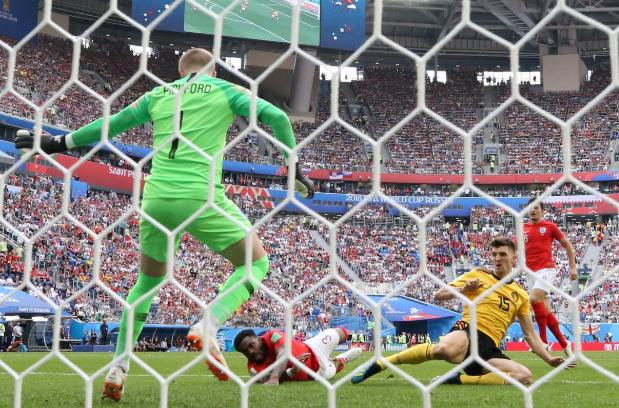 比利时全队10人破门,追平世界杯纪录