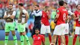 索斯盖特:为球员们的表现骄傲,我们还有不足