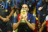 随队夺冠后,法国队后卫拉米宣布退出国家队