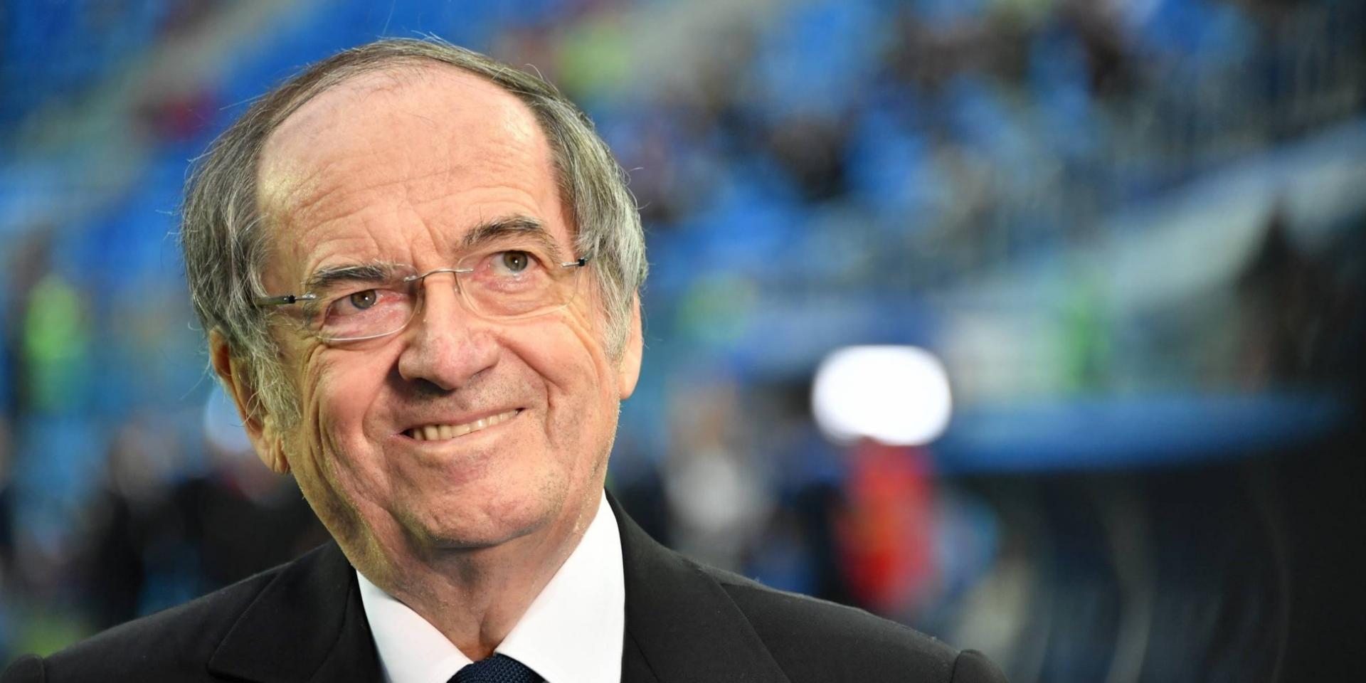 法足协主席:瓦拉内、洛里和格列兹曼是金球奖的热门候选人