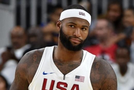 美媒宣布考辛斯加入美国男篮练习营拍宣扬照视频