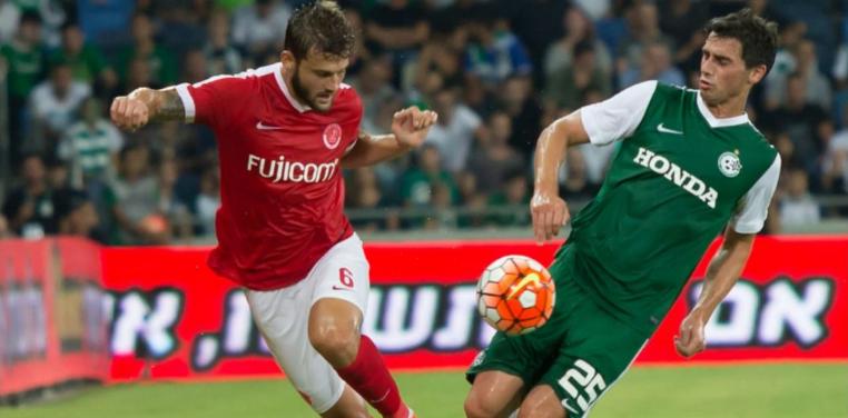 照顾色盲球迷观赛体验,以色列联赛将禁止红绿球衣同时出场