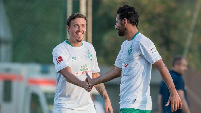 皮萨罗友谊赛替补出场,表现获不莱梅主帅称赞