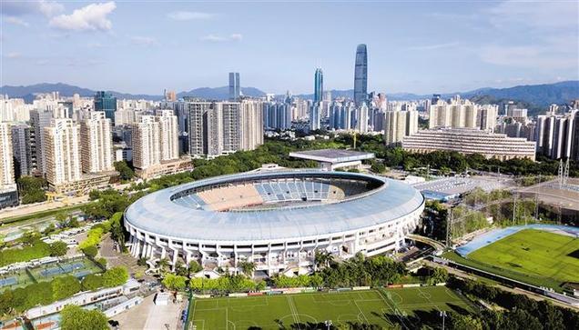 深圳体育场将改建为专业足球场,座位提升至4.5万