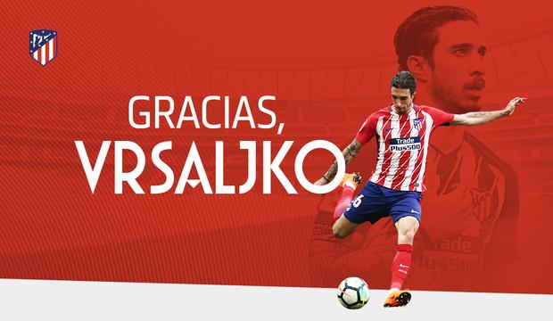 官方:马德里竞技俱乐部宣布后卫福萨里科加盟国际米兰