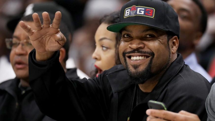 Ice Cube:湖人还有很多工作要做