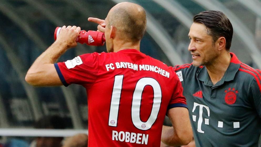 科瓦奇:德甲前四轮不好踢,罗贝里还能更好