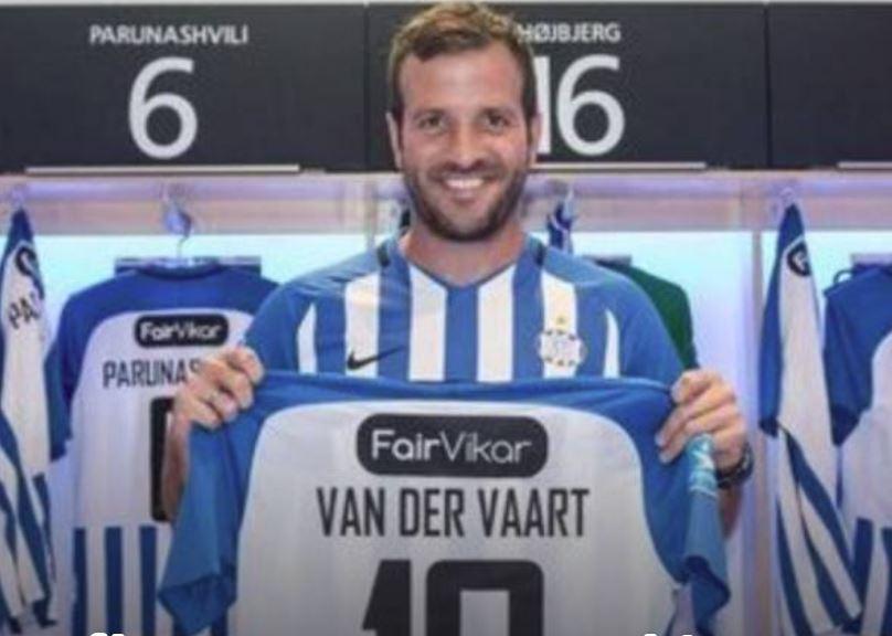 官方:荷兰球星范德法特加盟丹超升班马埃斯比约