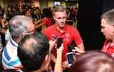 莱诺:满意球队的防守表现,我已经融入了阿森纳