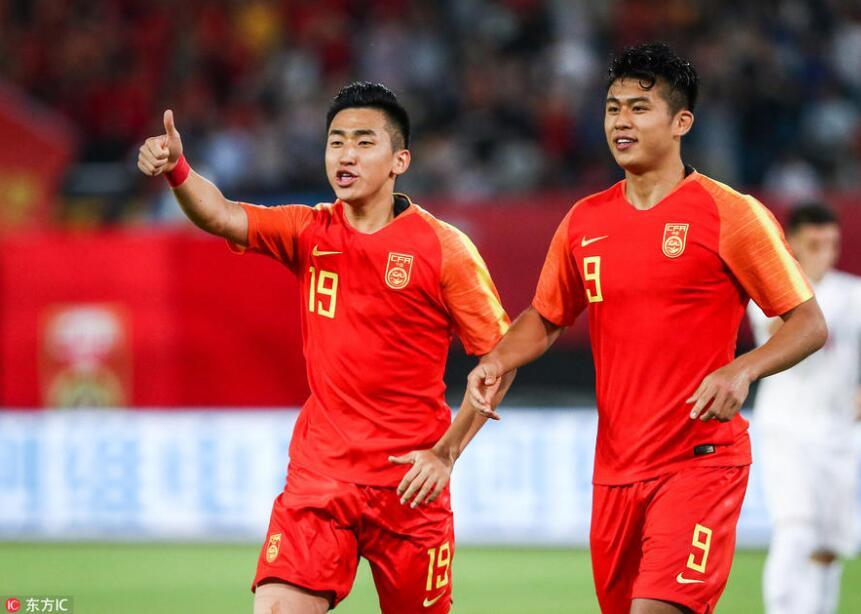 张玉宁:亚运会要打出比U23亚洲杯更好的成绩