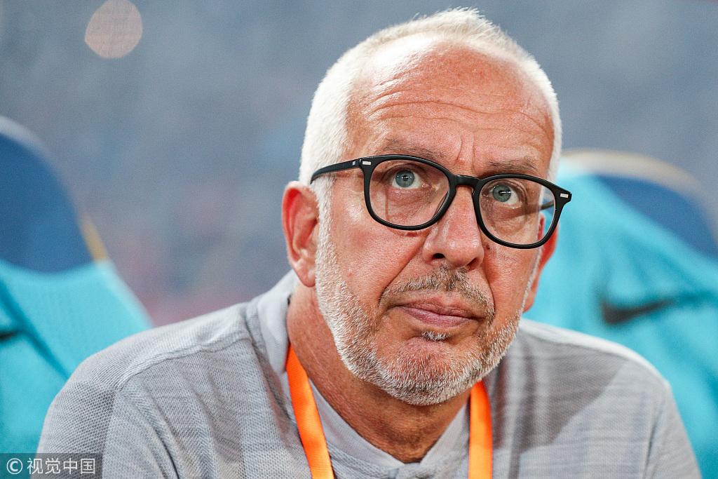 马达洛尼:亚运会争取更多胜利,球队体能状态有待提高