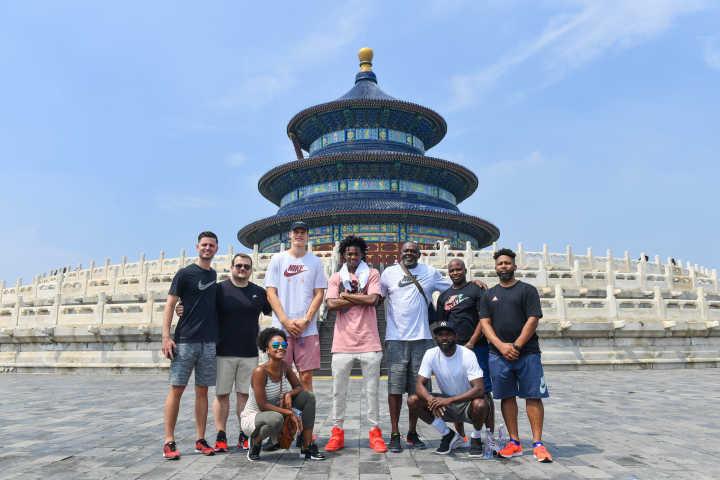 体验中国文化!乐福福克斯马尔卡宁参观北京天坛