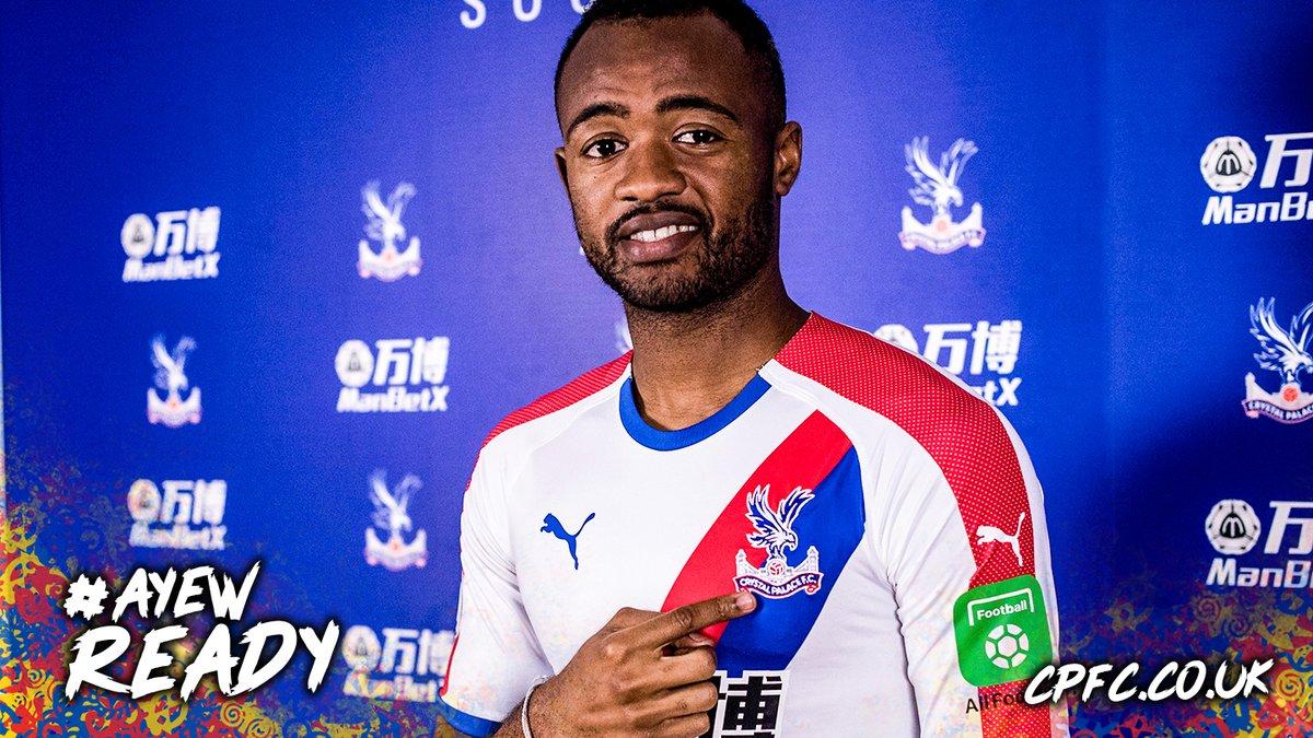 官方:水晶宫宣布租借斯旺西前锋阿尤一个赛季