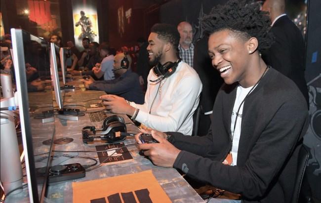 玩《任务呼唤》最好NBA球员?唐斯必需的我