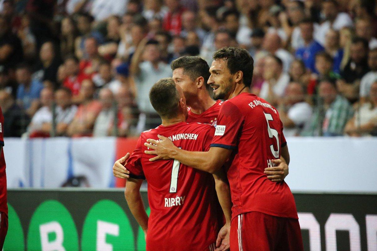 GIF:科曼打进一球,拜仁继续扩大领先优势