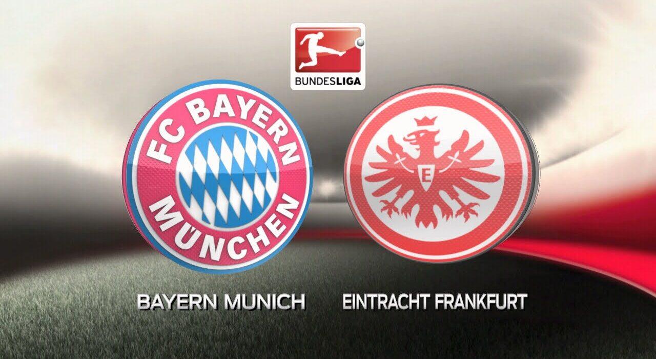 拜仁vs法兰克福首发:里贝里,罗本和莱万领衔