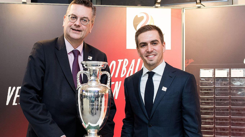 若德国成功申办2024年欧锦赛,拉姆将担任组织委员会主席