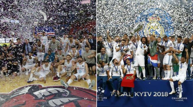 不差钱!皇马将奖励足球和篮球运动员 7000万欧元