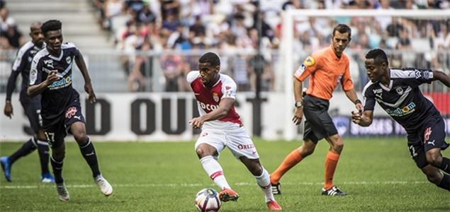 法甲综述:波尔多绝杀摩纳哥,马赛落后2球惊险追平