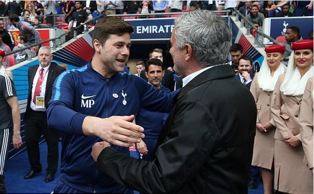 波切蒂诺:穆里尼奥鼓舞着所有的年轻教练