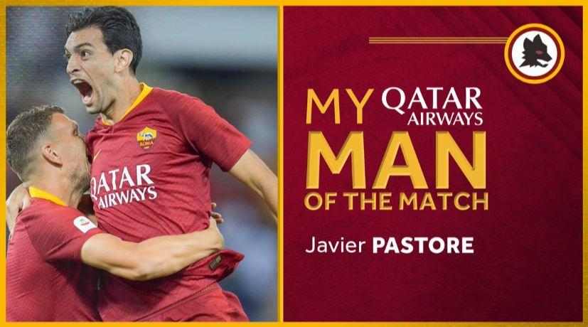 比分帕斯托雷意甲比法甲难踢良多了幸亏罗马扳平