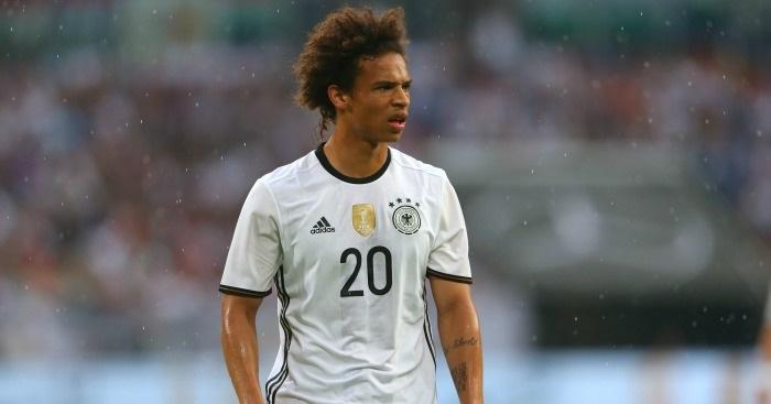 勒夫:萨内的天分和潜力毋庸置疑,世界杯前现已和他讲清楚