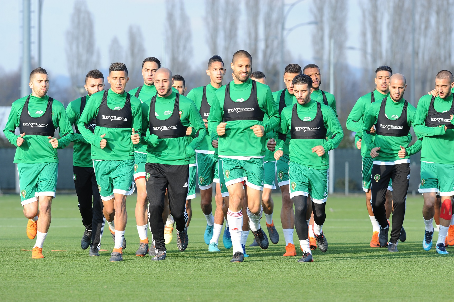 摩洛哥国家队25人名单:华夏幸福外援卡埃比入选