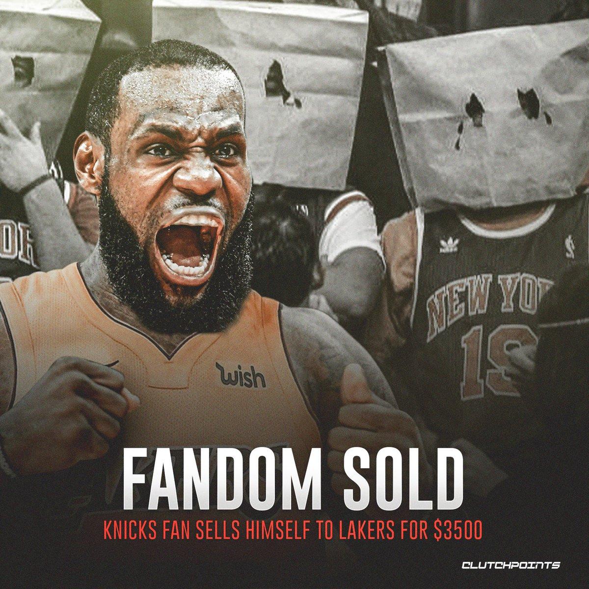 本身球迷身份现撑持湖人出尼克斯球迷3200美元售