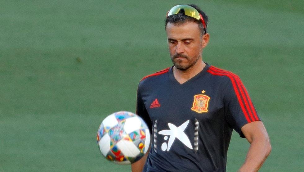 西班牙国家队营养师:路易斯-恩里克身体好到可以上场比赛
