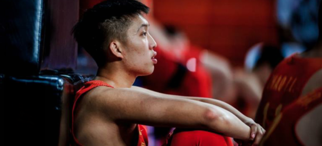 同曦队新秀李柏润:每个人小时候都有篮球梦