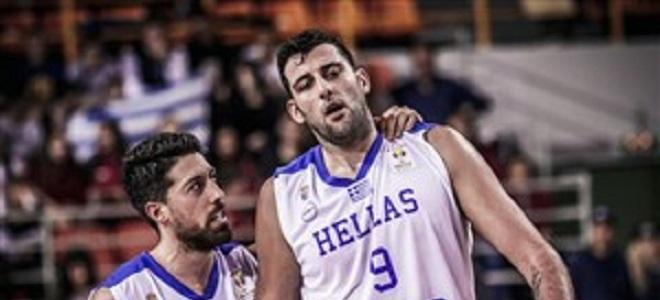 广厦外援博洛西斯入选希腊世预赛14人大名单