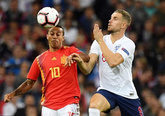 亨德森:强强对话能学到很多, 踢西班牙难以对付