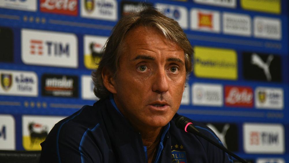 曼奇尼:意大利要追求多进球,而不是1-0主义